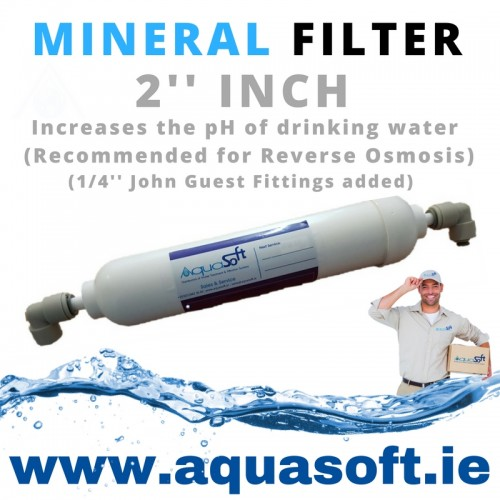 pH Alkalizer Reverse Osmosis Mineral Filter
